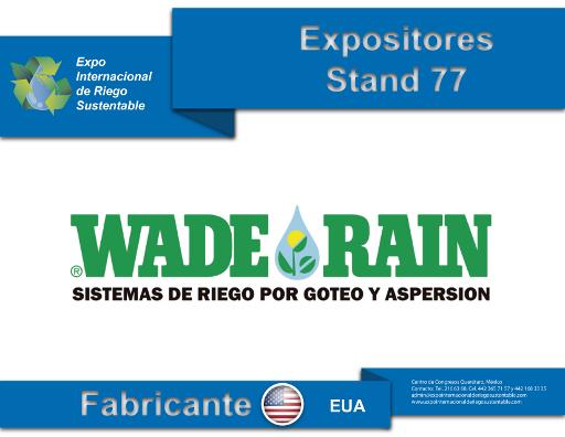 WADE RAIN